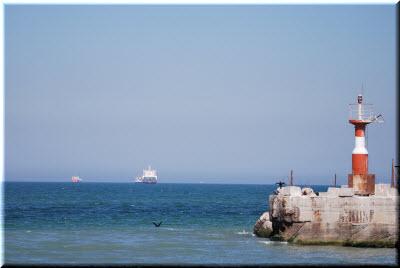 фото в Керченском проливе
