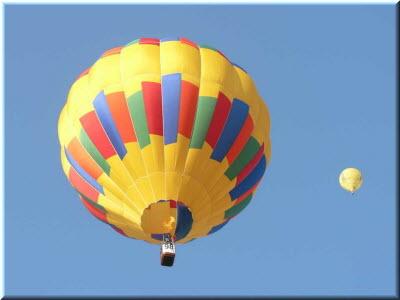 катания на воздушном шаре в Крыму