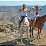 конные прогулки по Крыму