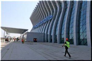 открытие нового терминала аэропорта Симферополь