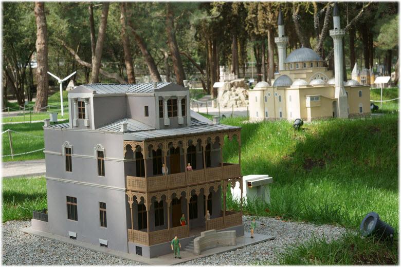 парк-музей «Крым в миниатюре»