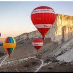 Катание на воздушном шаре в Крыму