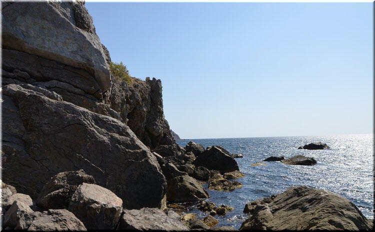 дикие пляжи Понизовки
