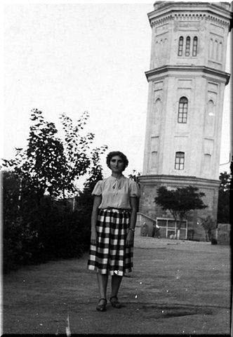 фото башни в старину