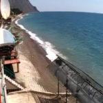 Онлайн камера гостиницы «Водолей» в селе Морское