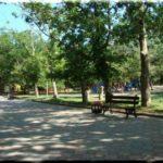 Комсомольский парк в Феодосии