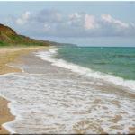 пляжи Берегового и Приморского