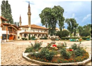 экскурсии в Бахчисарае