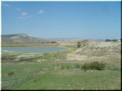 фото у озера Армутлук