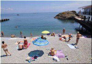 пляжи Утеса