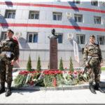В крымской столице открыли памятник Беспалову С.К.