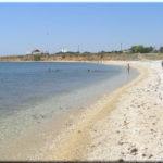 пляжи Окуневки и Марьино