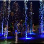 Светомузыкальные фонтаны — новейший бренд Севастополя