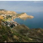 Провато — правая бухта в поселке Орджоникидзе