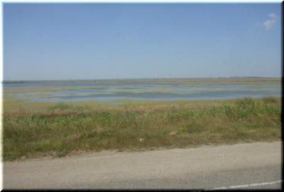 фото озера Кучук-Аджиголь