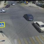 Камера на перекрестке ул. Некрасова и пр. Победы в Евпатории