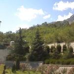 Онлайн камера санатория «Белоруссия» в Кореизе