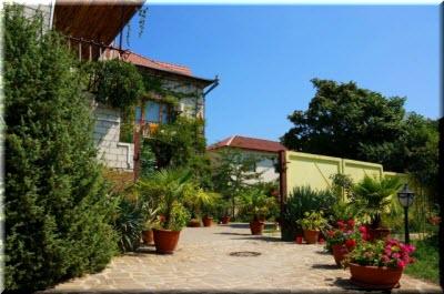 гостевой дом Крым