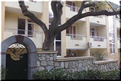 гостиница Уютный дворик