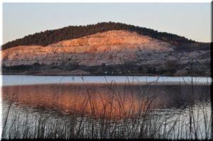 озеро и гора Гасфорта