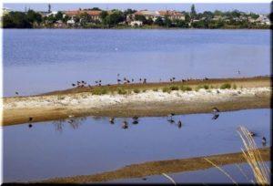 озеро Кучук-Ащиголь