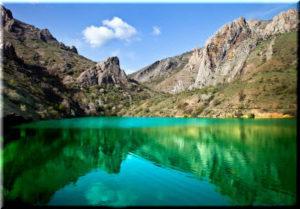 озеро Панагия