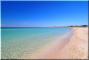 пляж Майами в Оленевке
