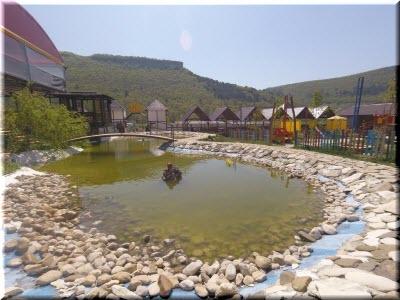 пруды на ферме Ишачок