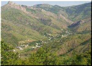 село Зеленогорье