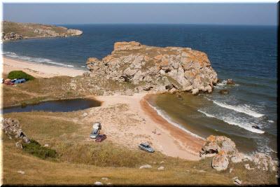 фото Генеральских пляжей