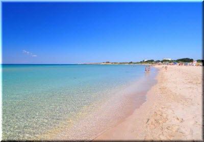 фото пляжей Оленевки