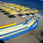 Камера у Золотого пляжа (Береговое). Реальное время