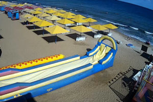 фото с камеры на Золотом пляже