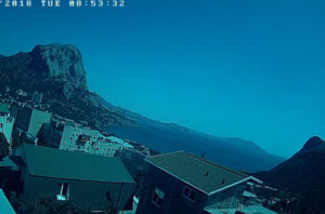 фото с камеры отеля Можжевеловая роща