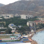 Онлайн камера в бухте Провато (Крым, Орджоникидзе)