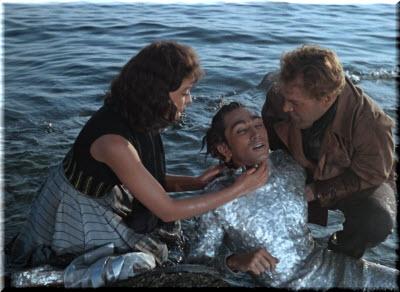 кадры из фильма спасение Ихтиандра