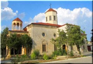 церковь Сурб-Никогайос в Евпатории