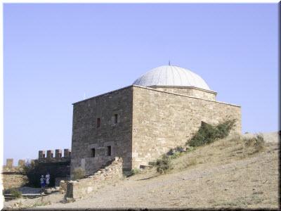 фото храма-мечети в Судаке