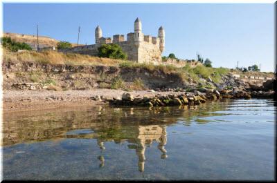 фото крепости Ени-Кале