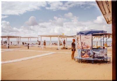 фото на Золотых песках