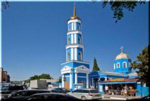 Храм Покрова Пресвятой Богородицы в Судаке