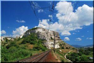 Мекензиевы горы в Севастополе