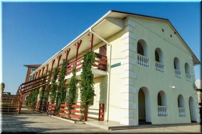 отель Золотой Крым