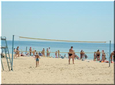 пляж ОЛЦ Северный