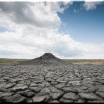 Булганакские грязевые вулканы на Керченском полуострове