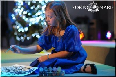 новый год в Порто Маре