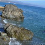 Где рядом с Алуштой пляжи для отдыха дикарями