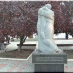 «Выстрел в спину» — памятник жертвам ОУН-УПА в Симферополе