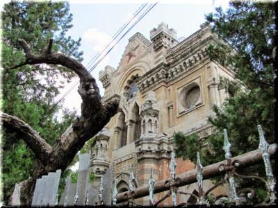 фото фасада кенассы