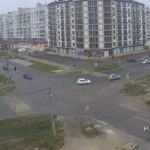 Камера на пересечении Чапаева-Победы в Евпатории